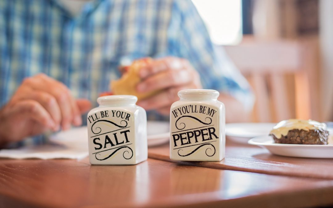 Holy Sodium Batman!! 5 Common Foods Hidden with Salt!