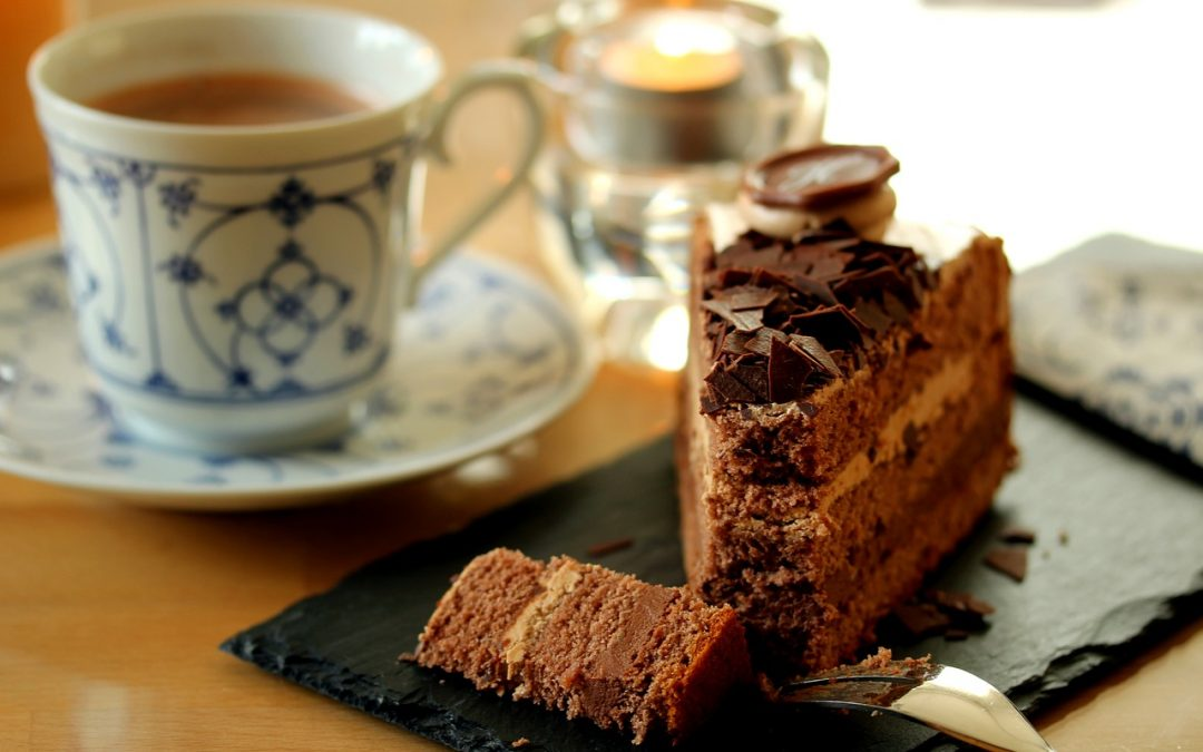 Hit a Weight Loss Plateau? Eat Chocolate Cake!