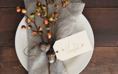 3 Thanksgiving Tips, Misfit Style.